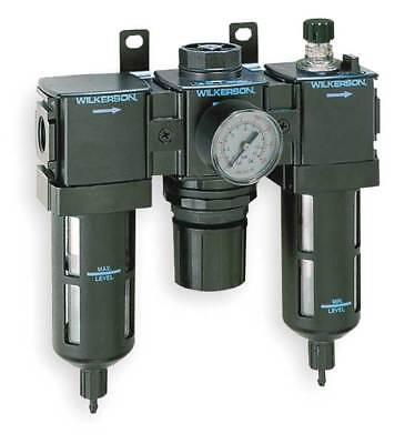 Wilkerson C18-04-fkg0 Filterregulatorlubricator12 In. Npt