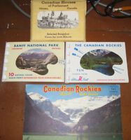 Momento Booklets/Postcard from the 1950's