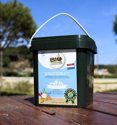 Bio Tab (1,5kg BioTabs Startrex organischer Wachstums- und Startdünger + Flyer)