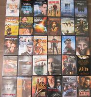 Garage Sale - DVD Movies 72 titles... 1.00 each