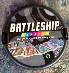 NEW TOY. BATTLESHIP EXPRESS PAR HASBRO