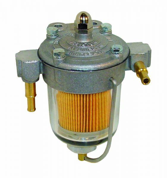 Malpassi Filter King Fuel Pump Pressure Regulator 67mm clear
