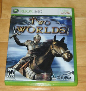 Two Worlds for Xbox360 Cambridge Kitchener Area image 1
