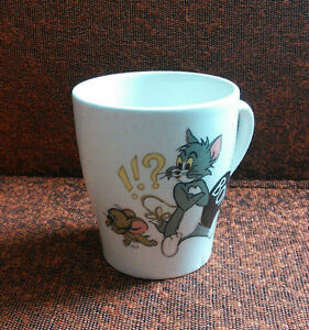 vintage Tom and Jerry mug St. John's Newfoundland image 1