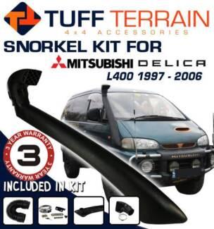 Tuff Terrain Snorkel Kit For Mitsubishi Delica