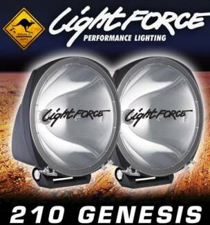 Lightforce 210 Genesis