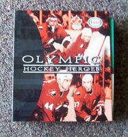 ESSO -- 1998 NAGANO OLYMPIC Hockey Heroes BOOK