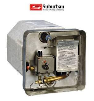 Suburban Manual Ignition Hot Water Service (Sw6pa)