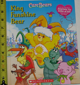 Care Bears - Carling Colors BOARD Book