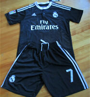 Jersey soccer et Short REAL MADRID 2015 - RONALDO - THIRD