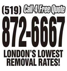 519 JUNK REMOVAL London Ontario 519-719-5315 London Ontario image 2