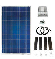 250 Watt Solar RV Kit - Charges 2 Batteries in a Day!