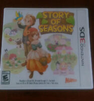 3DS - Story of Seasons
