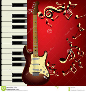 Piano, Keyboard, Guitar, and Banjo Lessons in the Durham Area