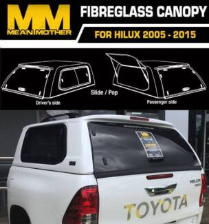 Hilux Canopy Parts Amp Accessories Gumtree Australia
