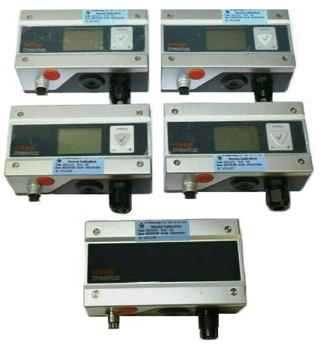[Lot of 5] Rotronic HydroFlex HF53W XMTR Temperature/Humidity HVAC Transmitter