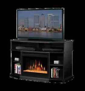 Fireplace buy or sell tv tables entertainment units in for Living room furniture kijiji london