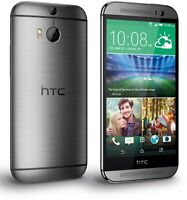32GB Great Condition & Unlocked HTC One M8