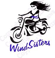 WindSisters (Quinte area) - Ride with us!