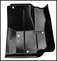 New Steel Floor Pans For 1987-06 Jeep YJ or TJ From $109.95