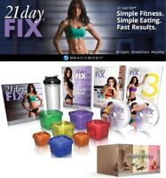 Finally a program that works! 21 Days fix style!