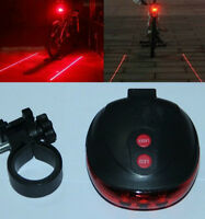 Laser Lane Vehicle Alert Safety Light