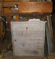 4 inch wood planer / jointer