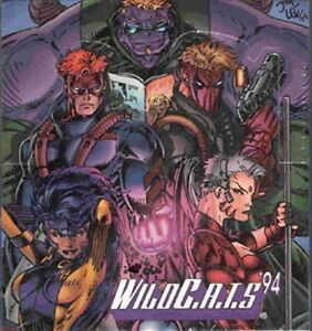 1994-WildC-A-T-S-Chromium-Cards-Fill-Your-Set-Pick-20