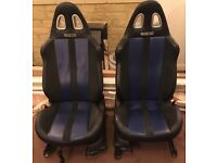 Ford Focus RS Mk1 Seats Leather Interior ST