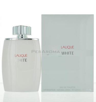 White By Lalique Eau De Toilette 4.2 Oz 125 Ml Spray