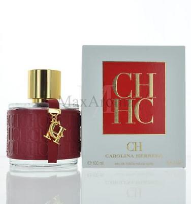 Ch by Carolina  Herrera for Women Eau De Toilette 3.4 OZ 100 ML Spray