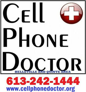 CELL PHONE DOCTOR -242 North Park st.613-242-1444
