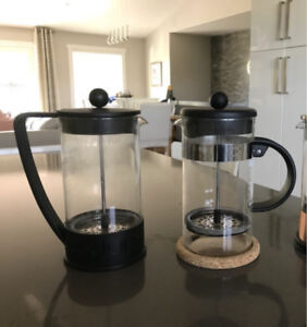 Bodem coffee makers