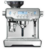 Breville Oracle BES980XL expresso machine