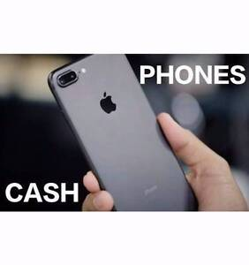 Wanted: Instant cash for iPhone 7/ 7Plus Galaxy S7 EDGE and iPads Nerang Gold Coast West Preview
