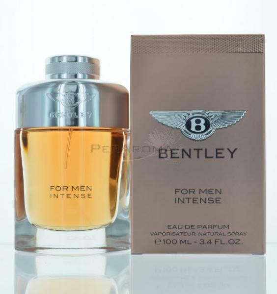 Bentley Intense For Men  Eau De Parfum 3.4 Oz 100 Ml Spray