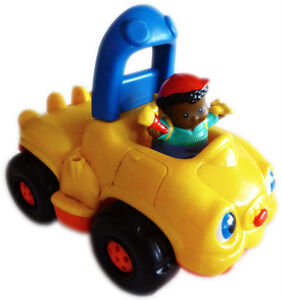 Petit camion musical Little People Fisher-Price