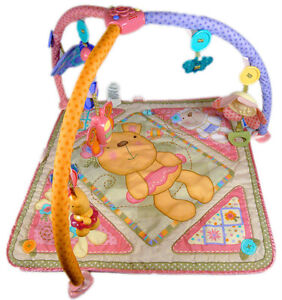 Tapis d'éveil tendre ourson Fisher-Price