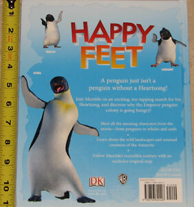 Happy Feet Essential Guide Hard Cover Book London Ontario image 2