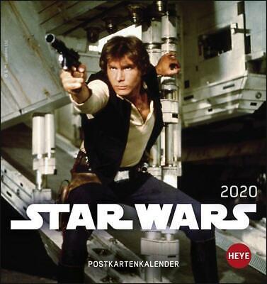 kalender Kalender 2020 (Star Wars Postkarten)