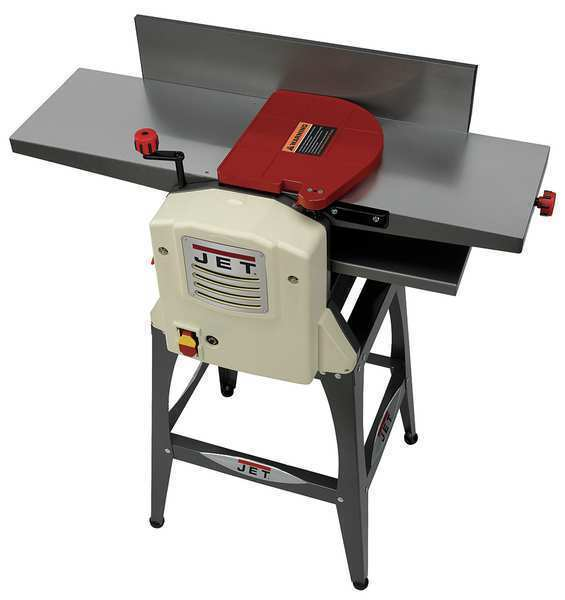 JET 707410 Planer/Jointer Combo,9000 rpm,13A