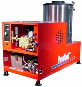 DYNABLAST .. HOT Water Pressure Washers .. Canada's Best !!!