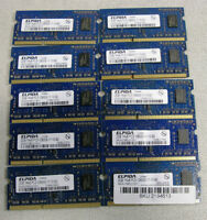 2GB 1Rx8 PC3-12800S 1600MHz DDR3 SODIMM RAM Laptop Memory