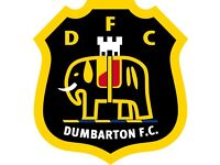 Wanted Dumbarton FC Jacket and Baseball Cap