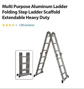 Muti position ladder
