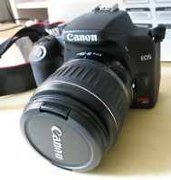 Canon EOS Rebel XS DSLR - Mint Condition