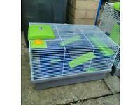 Hamster cages x 1