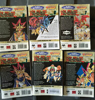 Yu-Gi-Oh graphic novels $20 the set, in Vernon