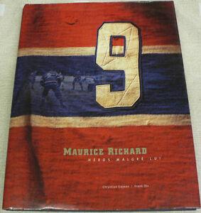 Maurice Richard, Héros malgré lui