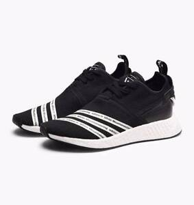 Adidas X white mountaineering NMD_R2 US 7.5 Black Melbourne CBD Melbourne City Preview